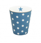 "Becher ""Dot Dark Blue"""